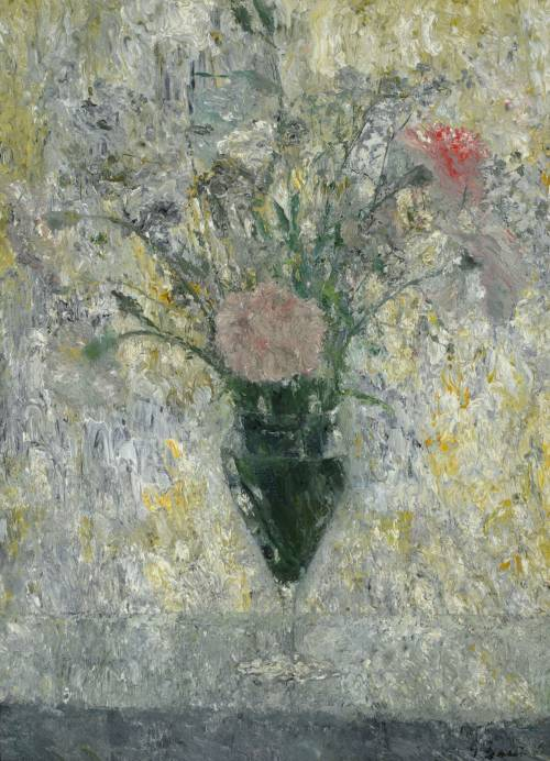 Photograph of the work of art: The Little Bouquet