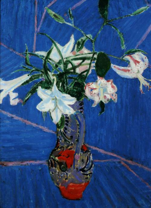Photograph of the work of art: Lilies