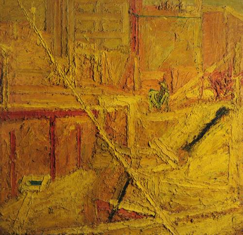 Photograph of the work of art: Maples Demolition, Euston Road