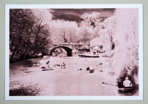 Photograph of the work of art: Knaresborough Montage