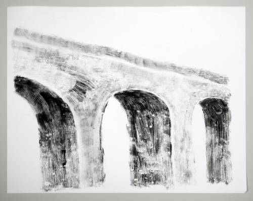 Photograph of the work of art: The Dark Arches