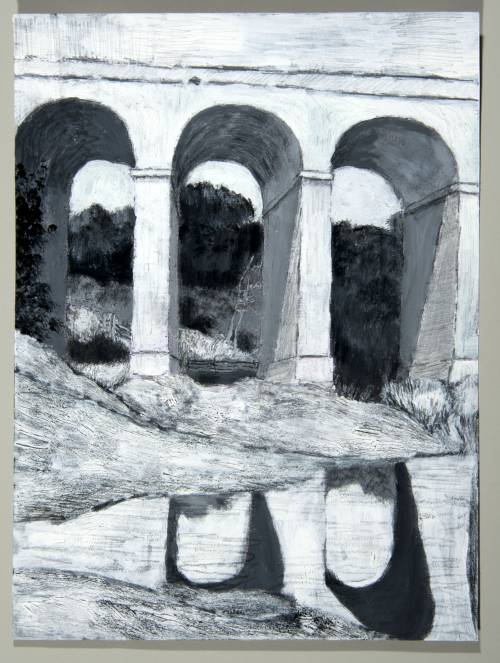 Photograph of the work of art: Cotman's Arches